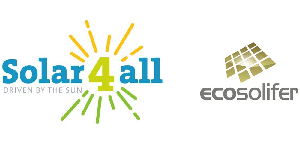 Samenwerking Solar4all & EcoSolifer
