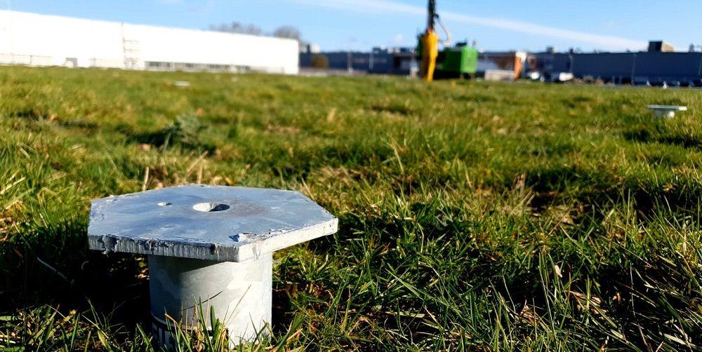 Nieuw constructiesysteem voor zonneparken