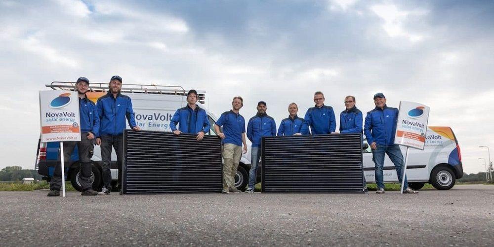 Energy Experience Group neemt zonnepaneelbedrijf NovaVolt over