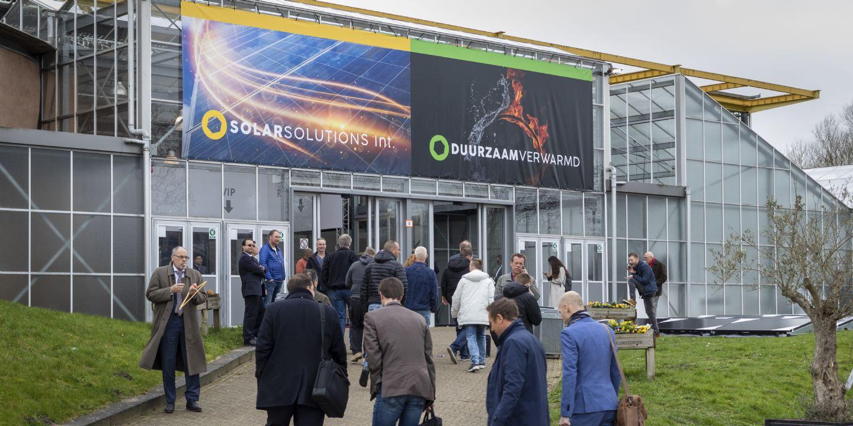 Vakbeurzen Solar Solutions International en Duurzaam Verwarmd uitgesteld tot september